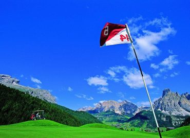 Pitch und Putt in den Dolomiten!