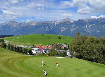 Golf spielen im Land der Skifahrer