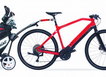 "GolfNews  |  E-VOLUZIONE"" E-Bikes der Designschmiede Pininfarina"