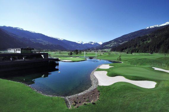Zillertal Uderns: Golfdesign für Genießernaturen
