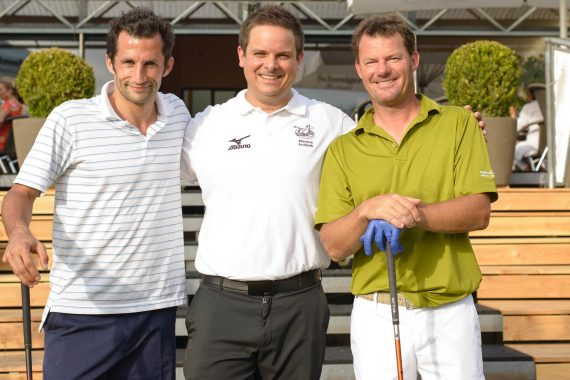 Warum die FC Bayern-Stars so gerne in Aschheim golfen