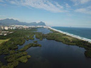 Barra da Tijuca, areal view (Foto: G Heinrich)
