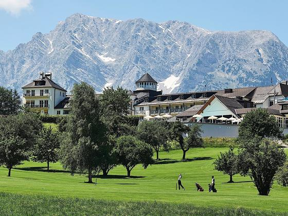 TOP10 beste Golfhotels Steiermark
