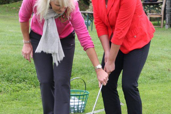 Irmgard Baduras – Gefühl für Golf