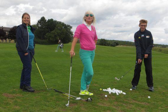 Golf-Blaupause für Inklusion